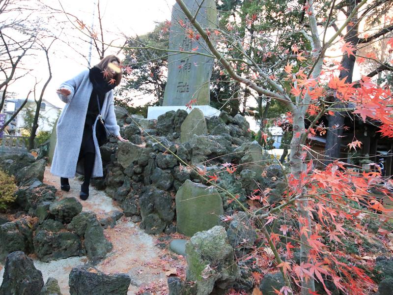 川口神社の「おかめ市」